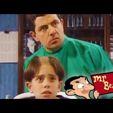 Mr Bean The Hairdresser!