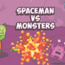 Spaceman vs Monsters