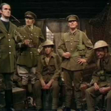 Monty Python - Ypres 1914, The Short Straw
