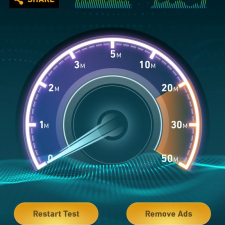 Ookla Speed Test app easter egg