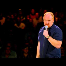 Louis CK - An old lady and a dog