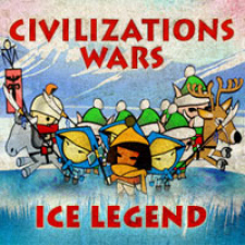 Civilizations Wars - Ice Legend