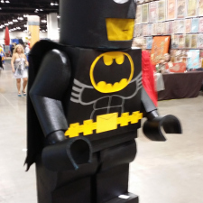 Awesome Batman Cosplay
