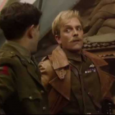 Blackadder - Flashheart's Flying Visit