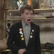 The Young Ones - 15 Top Rik Moments