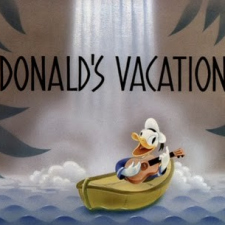 Donald Duck - Donalds Vacation (1940)