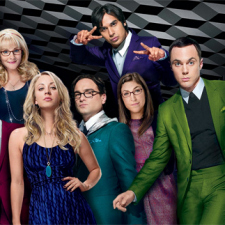 The Big Bang Theory - 7th season highlights