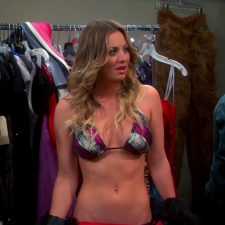 The Big Bang Theory - Just Penny (Kaley Cuoco ) looking sexy