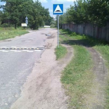 Because Russians don't have time for speed bumps