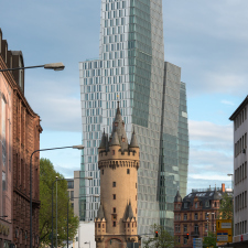 Old and new Frankfurt