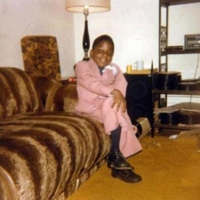 Notorious BIG-6 years old and BIG