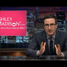 Last Week Tonight With John Oliver - Ashley Madison and Ottawa
