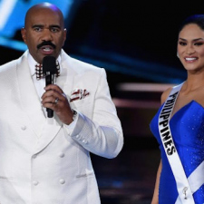 Steve Harvey Messes Up On Miss Universe 2015!