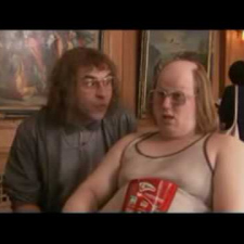 Little Britain - Lou & Andy - Art Museum