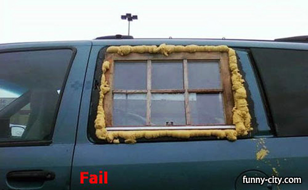 <p>Why paying money to fix it if you can do it by yourself?! You could also put some curtains on it if you like!</p>